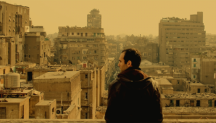 Still from Tamer El Said's film In the Last Days of the City