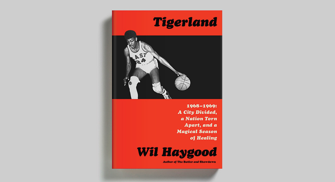 Tigerland cover