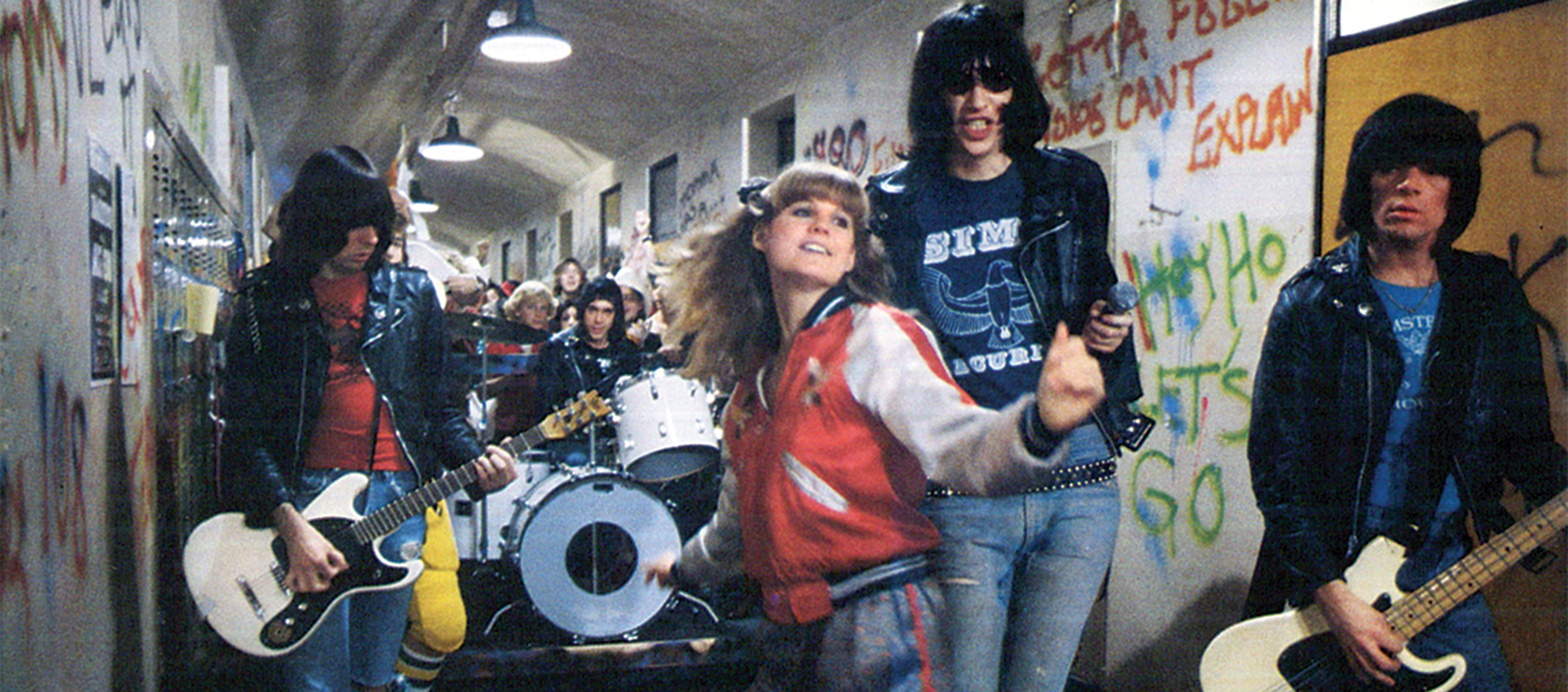 Rock 'n' Roll High School | Wexner Center for the Arts