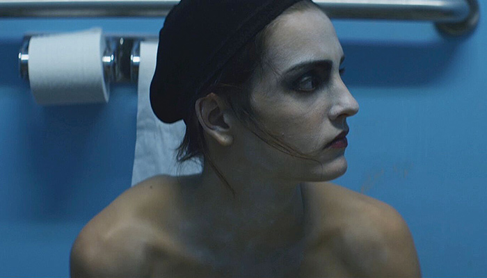 Woman in a bathroom, My First Film