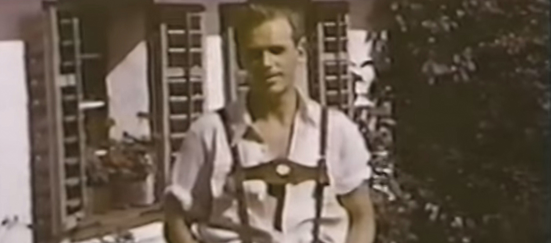 Hollywood Home Movies, image courtesy The Academy Film Archive