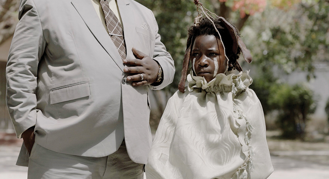 Still from Rungano Nyoni's film I Am Not a Witch