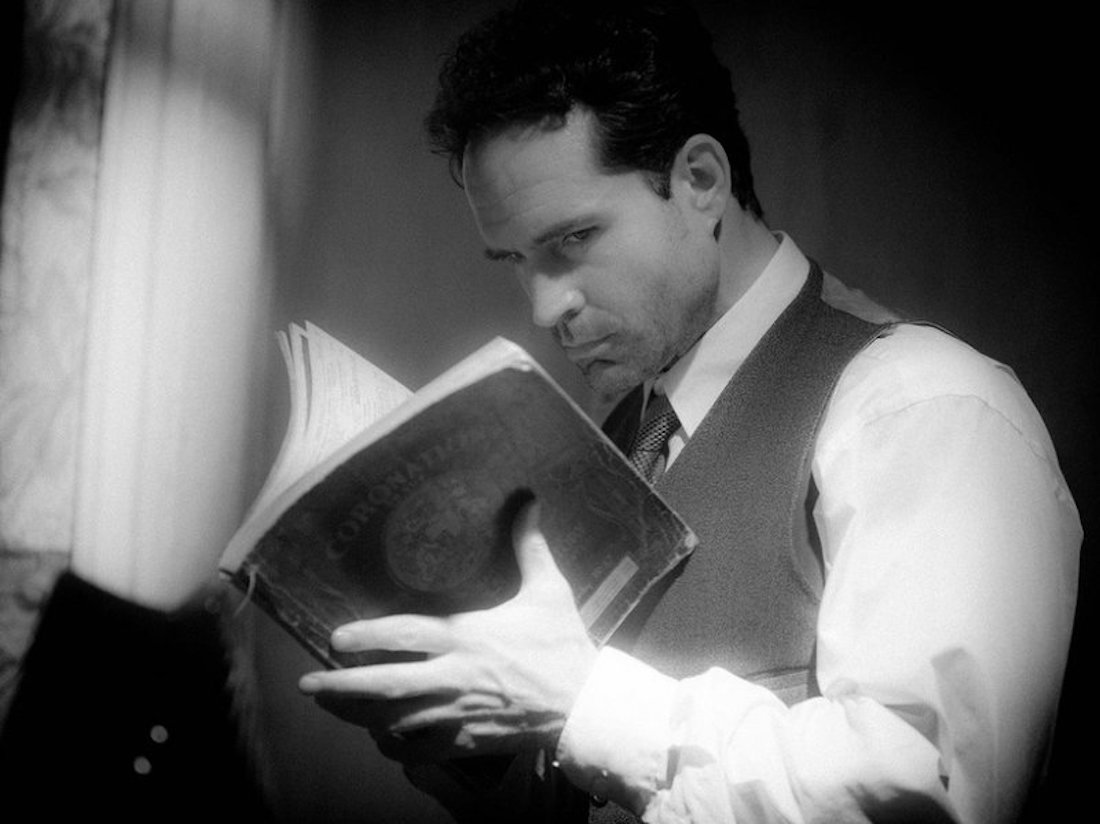 Jason Patric as Ulysses in Keyhole