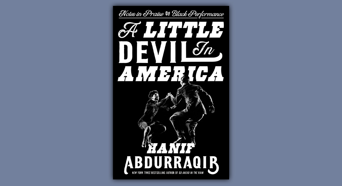 Cover of the book A Little Devil in America
